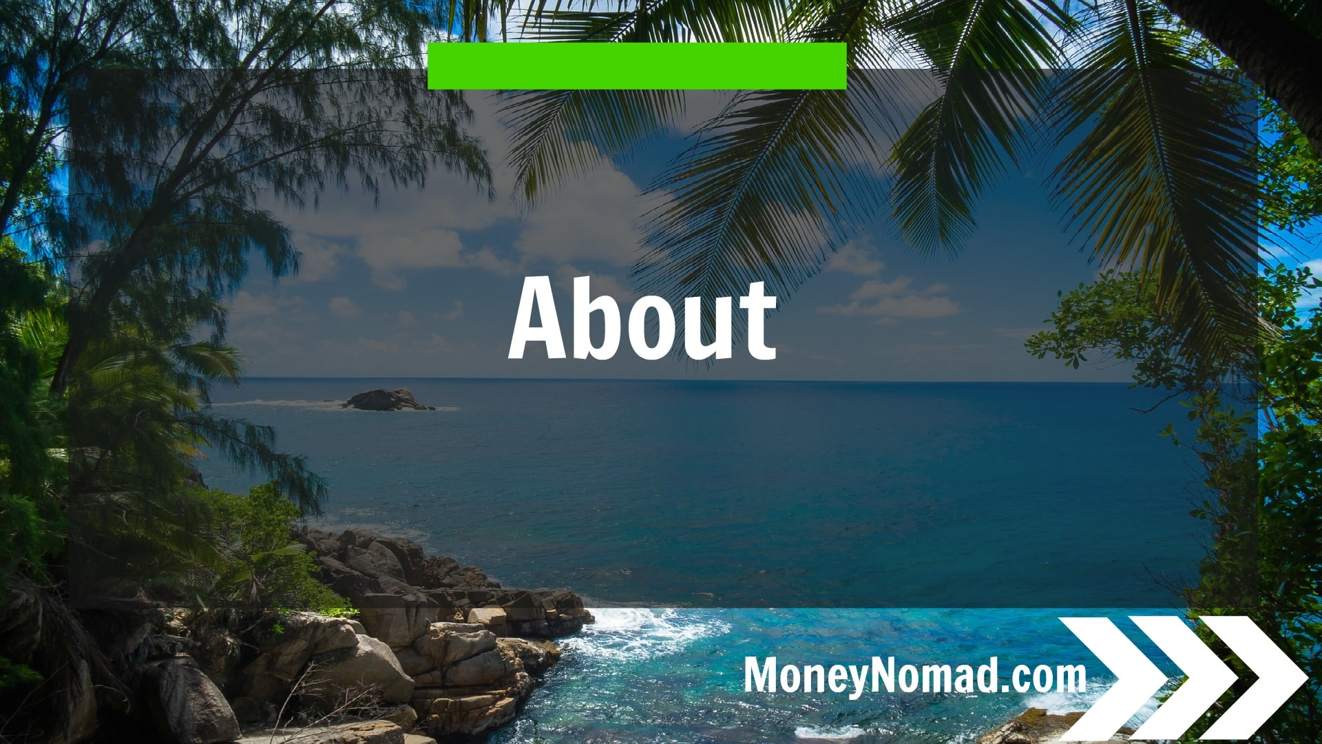 About Money Nomad
