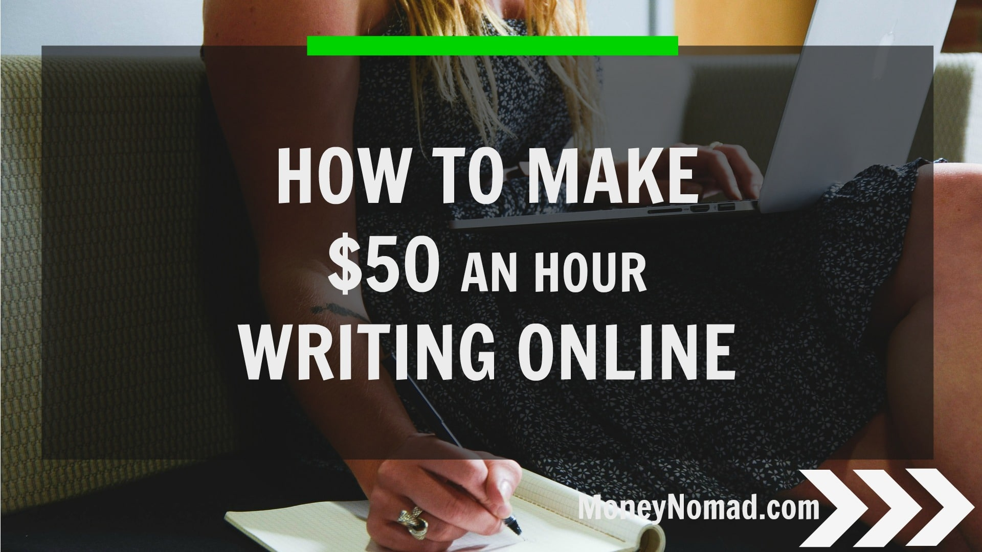 make money writing online content