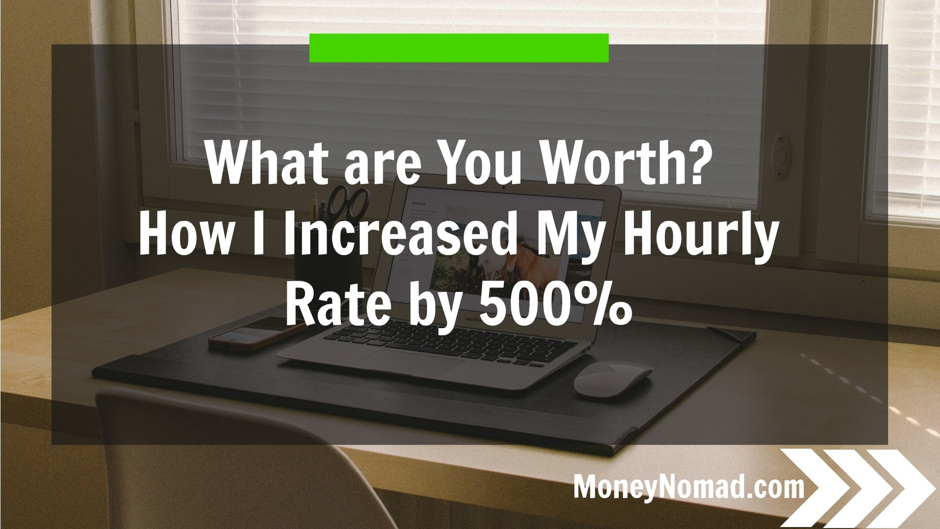 What are you worth - how to make more money