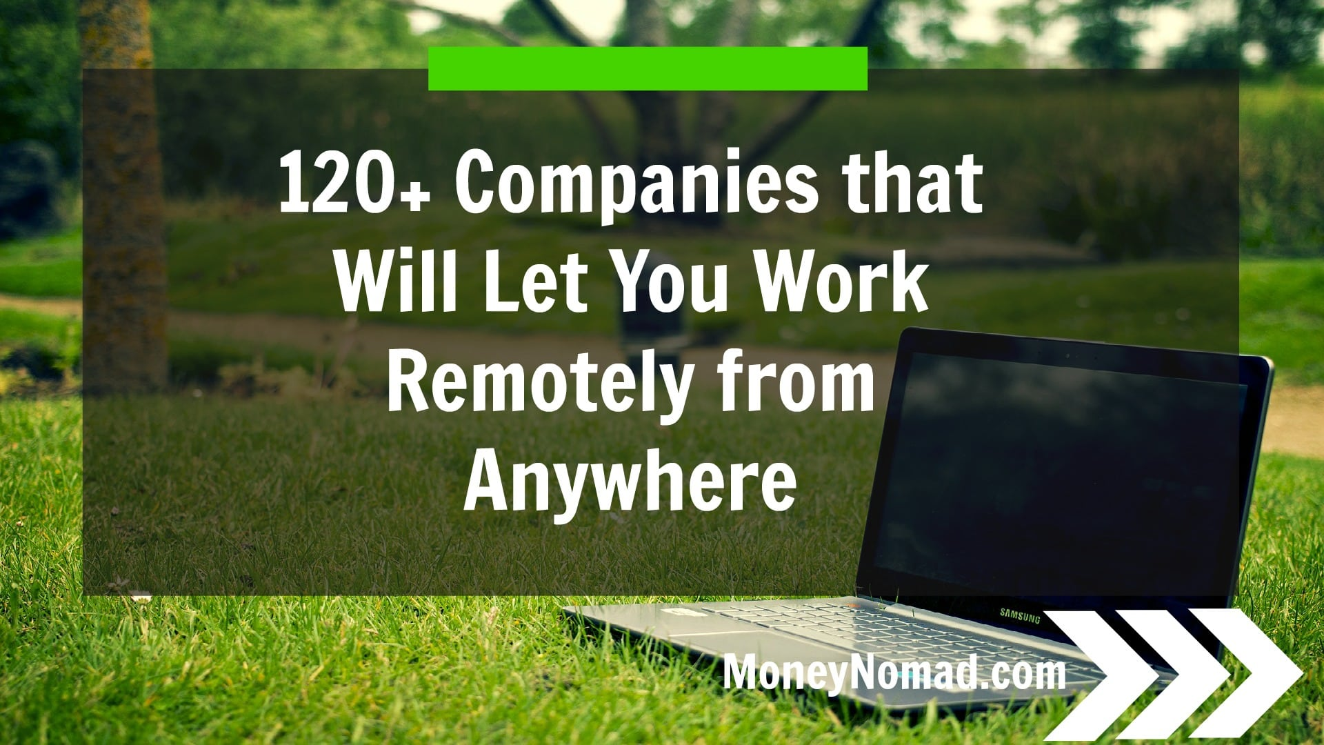 120+ Companies that Will Let You Work Remotely from Anywhere