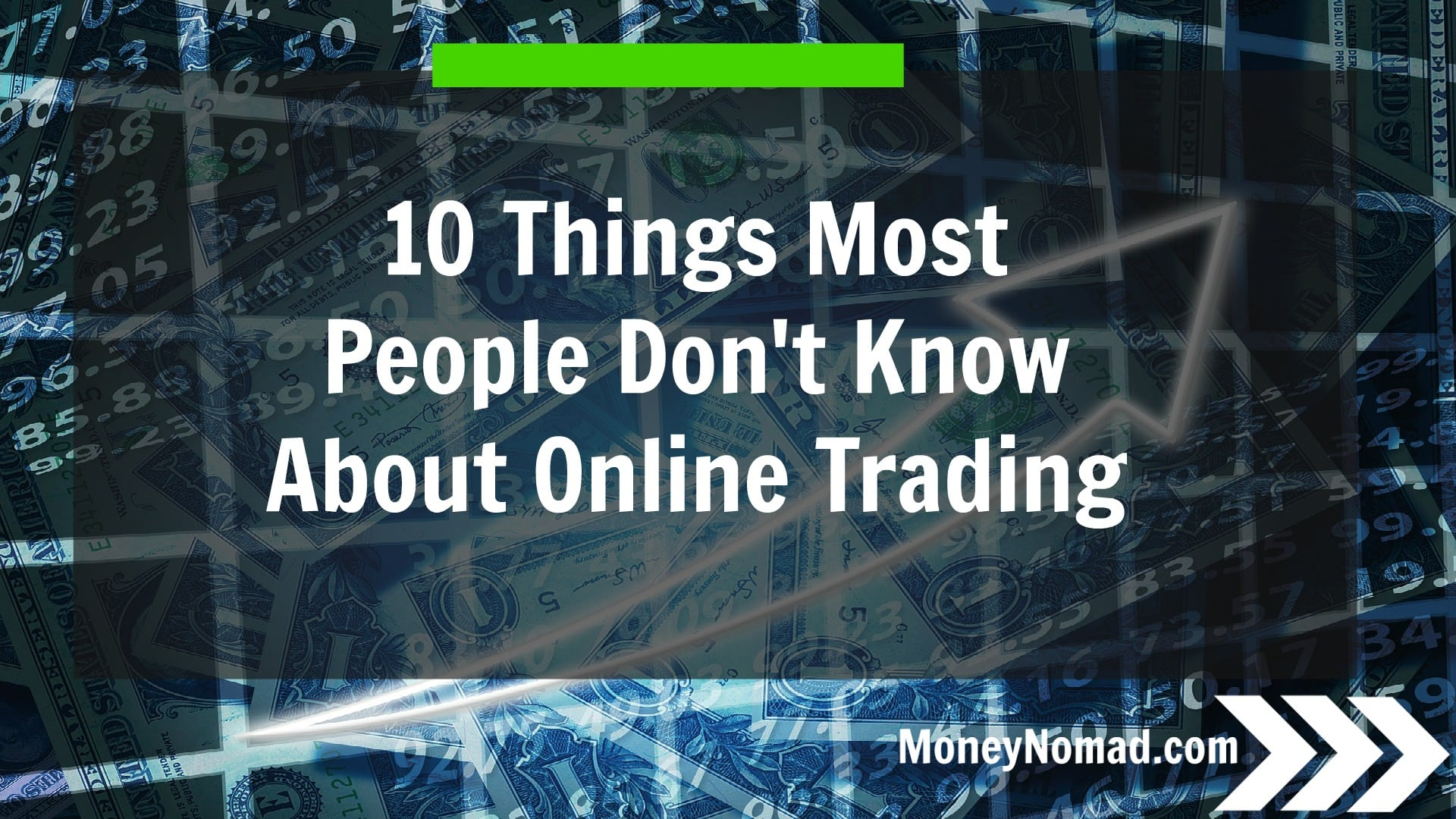 Online money trading