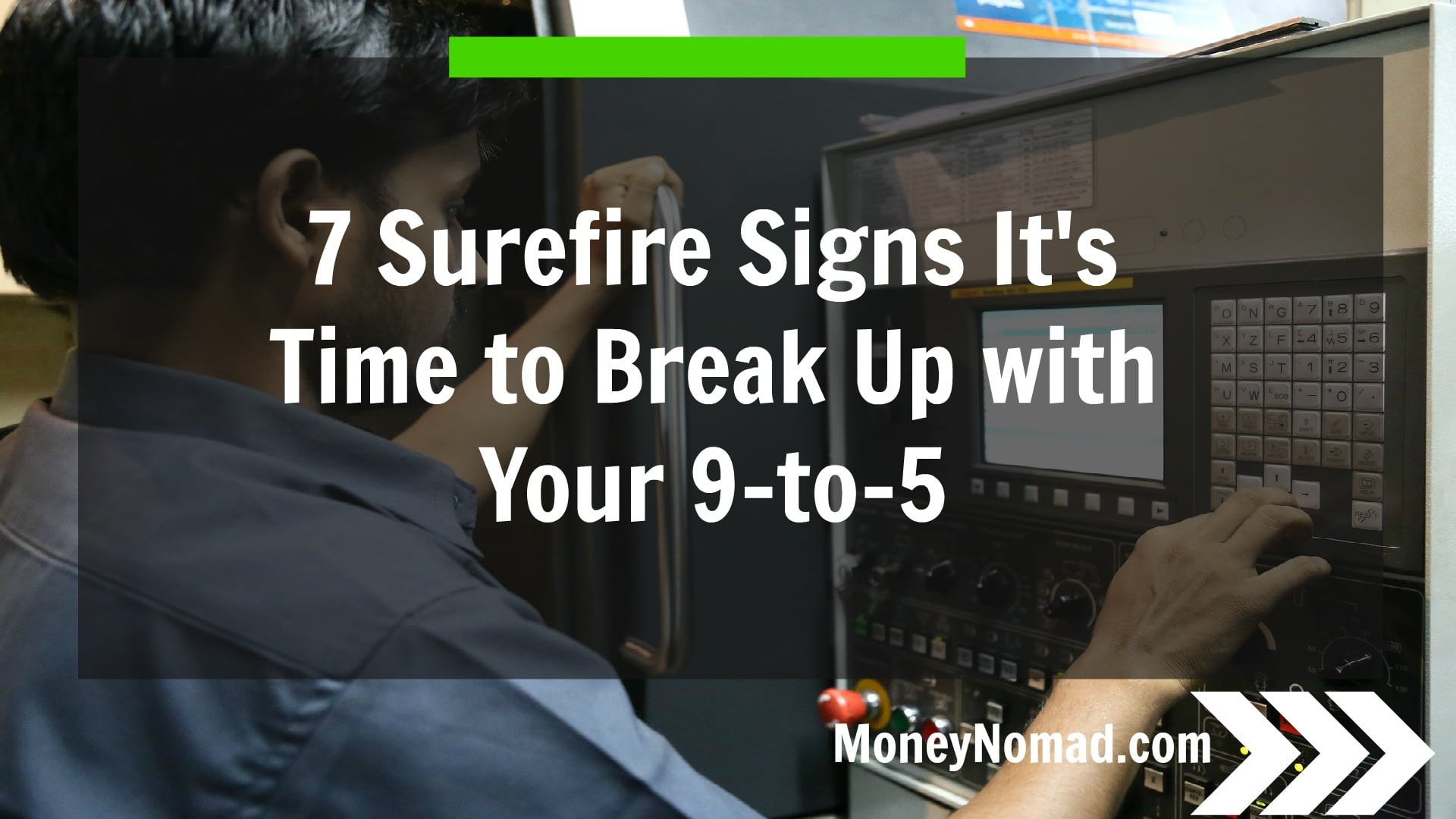 7 surefire signs it's time to quit your 9 to 5