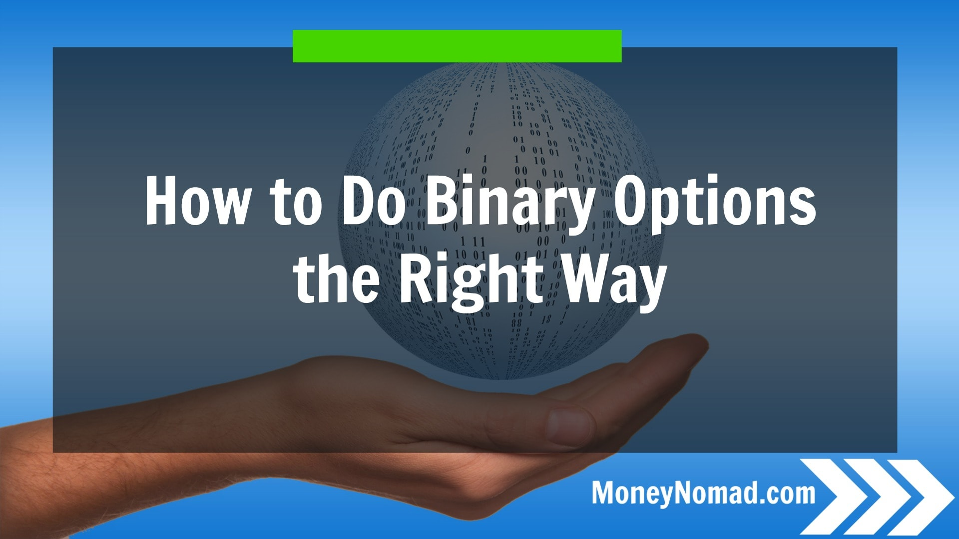 How do binary options brokers work