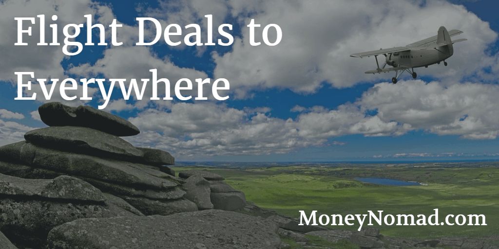 Flight Deals See the World